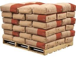masse spécifique du ciment